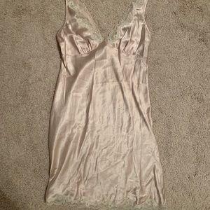 Victoria's Secret satin and lace lingerie